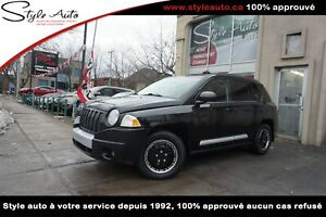 Jeep Compass 4 RM, 4 portes, Limited