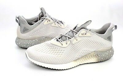 97a3cddbe59ee Adidas Mens Alphabounce 1 X Reigning Champ White Grey Mens Size 12 US