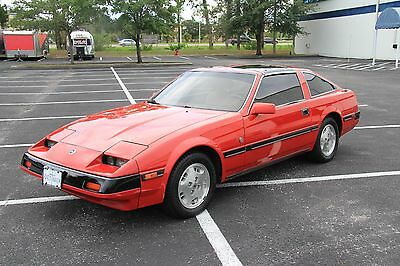 1984 Nissan 300ZX 2+2 5-Speed 1984 Nissan Datsun 300zx 2+2 5-Speed
