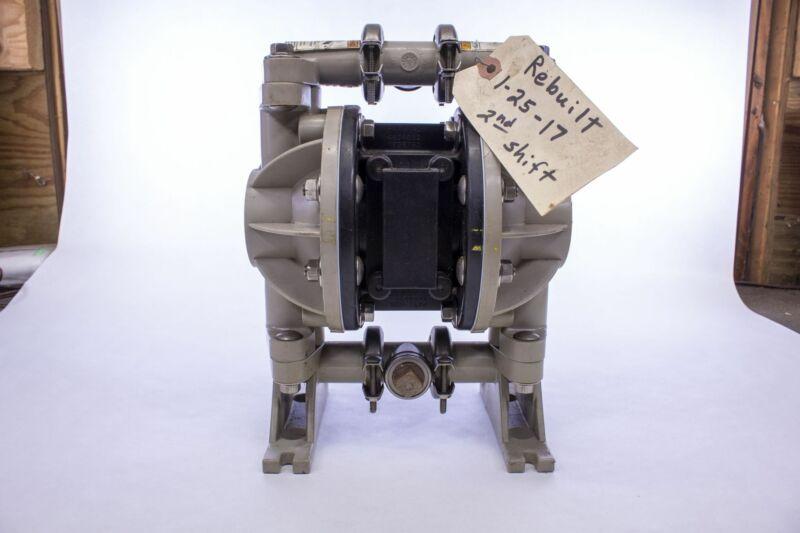 Aro Ingersoll Rand Diaphragm Pump 66053-344 GC1064287 Rebuilt