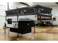 New 2021 Palomino BackPack Edition SS-550 Lite Soft Side Pop Up Truck Camper