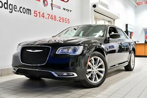 2018 Chrysler 300 TOURING-L AWD CUIR CAMERA CARPLAY ANDROID AUTO