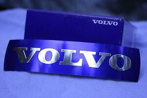 VOLVO S60 V60 XC60 Grille Emblem Badge - Genuine Volvo Large Replacement Logo