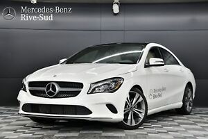 2019 Mercedes Benz CLA250 4MATIC Coupe