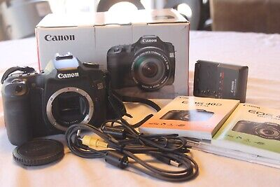 Canon EOS 40D digital camera body