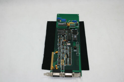 Micromet Instruments 310MOW0312AC ISA Interface Card - Excellent!