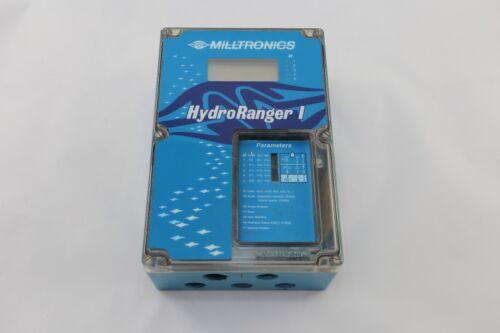 MILLTRONICS HYDRORANGER I 02-21-95 210-IP, 02-21-95 210IU LEVEL CONTROLLER