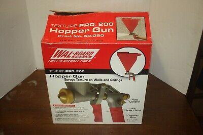 Wal-board Tools Texture-pro 200 Hopper Gun - Ships Free