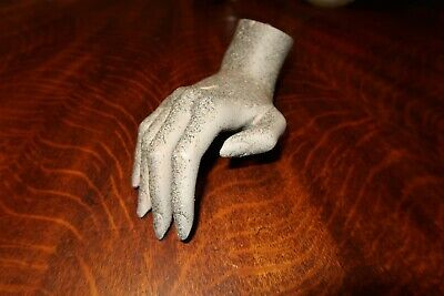 Vintage Mannequin Hand Right Nice Used Shape Free Shipping Inside The Us