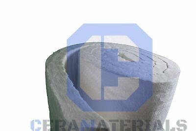 Ceramic Fiber Blanket Insulation Kaowool 2600f 8 Thermal Ceramic 1x 48 X 25