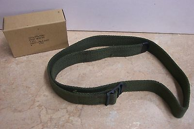 Original US Vietnam Era Canvas Strap Webbing New In Box Dated 1969 on Rummage