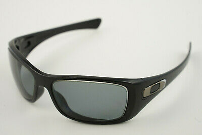 Oakley Hijinx Polished Black w/ Prescription Lenses 64-15 (Hijinx Sunglasses)