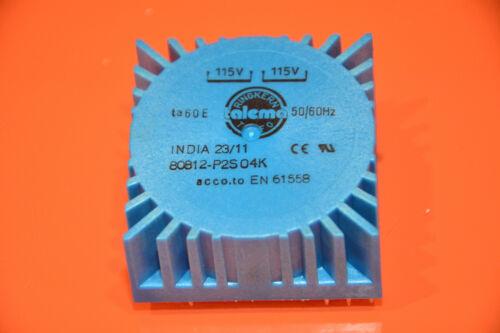 Talema 80812-P2S04K Toroidal Transformator Ta60e 1 Pieces