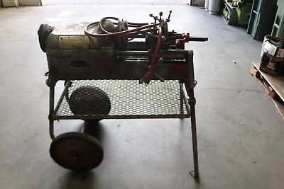 Ridgid Pipe Threading Machine Model 801