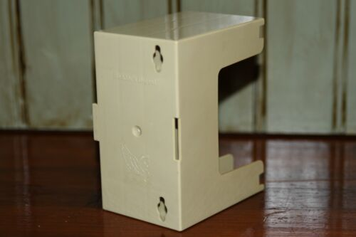 Readers Digest Cassette Tape Case Holder Interlocking & Mountable Vintage Part