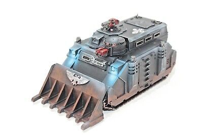 Warhammer Sisters of Battle FW Repressor Tank Well Painted