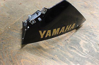 09-14 Yamaha YZFR1 YZF R1 OEM RIGHT & LEFT LOWER BELLY PAN FAIRINGS PLASTIC