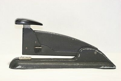 Vintage Speed Products Stapler Metal Industrial Age 1920s Art Deco Made In Ny