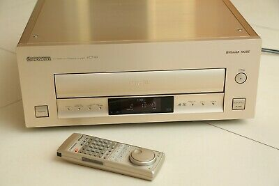 Pioneer HLD-X9 Hi-Vision LD Laser Disc Player NTSC MUSE AC-3 (For Parts)