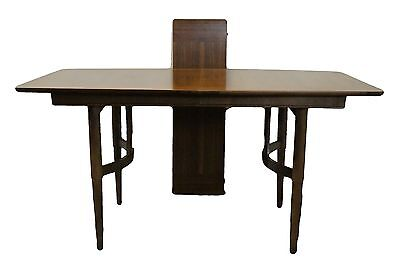 High End Mid Century Modern 72″ Dining Table