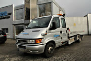 Iveco Daily 65C15D Schiebeplateau ISOLI