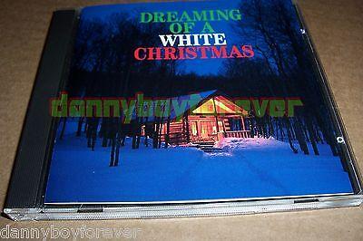 Dreaming Of A White Christmas Cd Jim Nabors Johnny Mathis Simon   Garfunkel Etc
