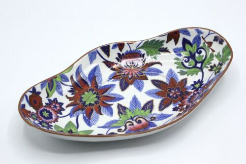 Antique 1820s SPODE #3277 Imari Flowers Underplate Dish