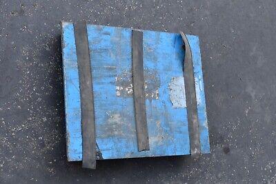 Machinery Skate Big 21.5 X 17 X 3 Tall