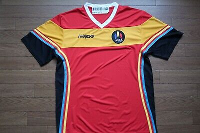 Antigua and Barbuda 100% Original Soccer Football Jersey Shirt M NWOT NEW Rare image