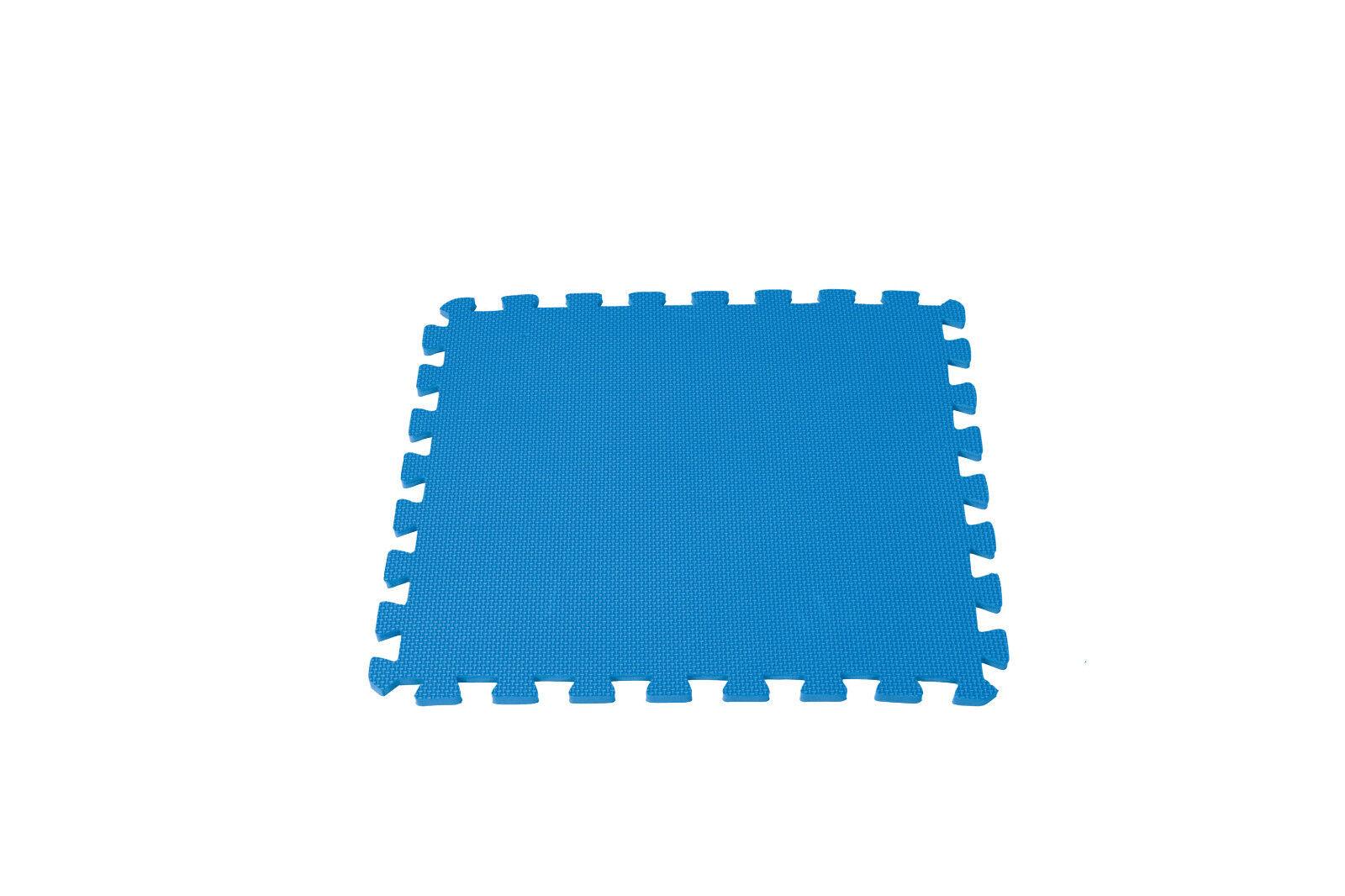 Intex 8 Bodenschutzmatten Spielmatte Garten Poolmatte Schaumstoffmatte Pool ,(K)