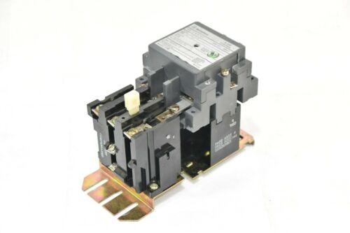 WESTINGHOUSE B200M1CAC MODEL B. CONTROL STARTER. NEMA SIZE 1, 27A, 120V COIL