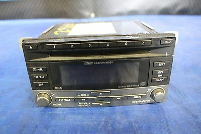 2008 SUBARU IMPREZA WRX STI HATCH OEM RADIO TUNER CD PLAYER EJ257 GR8 #2366