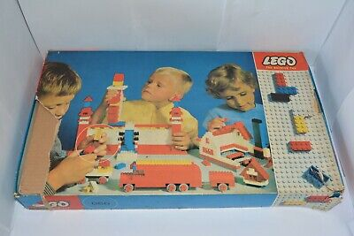 VINTAGE LEGO SET 060 IN ORIGINAL BOX