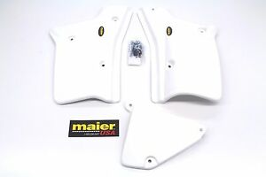 New Side Panels Honda 84-03 XR200 R, 84-85 XR250 R Left Right Plastic Covers a77