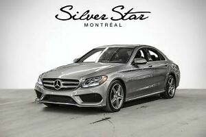 2015 Mercedes Benz C300 4matic Sedan