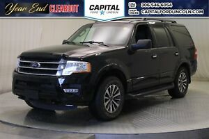 2017 Ford Expedition XLT 4WD * Leather * Sunroof *