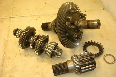1966 Oliver 1550 Gas Tractor Ring Pinion Gear Set