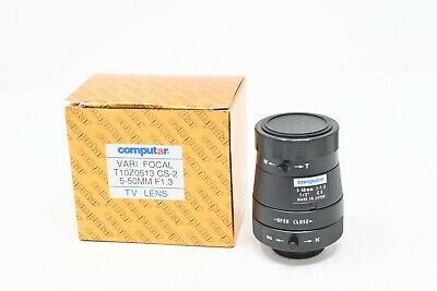Computar GANZ 12.5-50MM Megapixel Lens FOR GOPRO HD HERO4 HERO3+RIBCAGE BACKBONE
