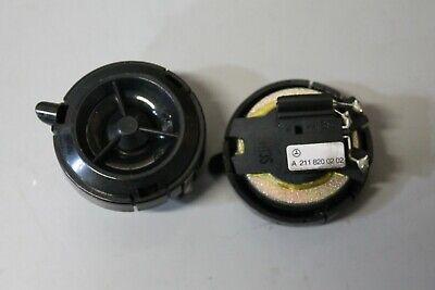 Mercedes-Benz SLK R171 2x HOCHTÖNER LAUTSPRECHER VORNE A2128202402