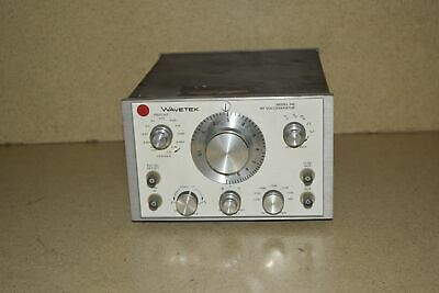 Ss Wavetek Model 142 Hf Vcg Generator Hd