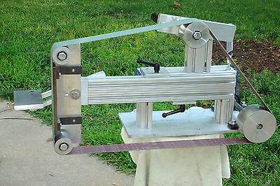 2x72 Belt Grinder Knife Making Fabrication