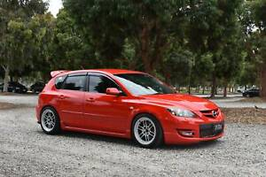 Mazda 3 MPS Sport 2008