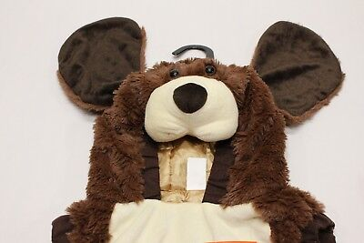 TOTALLY GHOUL - DOG - SMALL SIZE 2-4 - HALLOWEEN COSTUME!