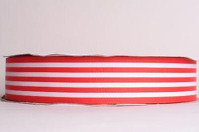 Flag Ribbon (RED WHITE STRIPES FLAG 1.5