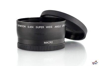 Weitwinkel + Makro für Objektiv Canon EOS EF28-80mm 58mm UV62 600D 1200D 1300D