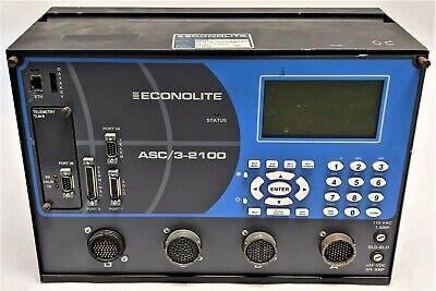 Econolite Asc3-2100 Traffic Control Box