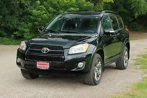 2009 Toyota RAV4 Sport Leather | 4WD | Sunroof | CERTIFIED