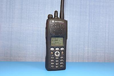 Motorola Xts2500 Vhf 136-174 Mhz Fpp Fire Ham P25 Radio Only