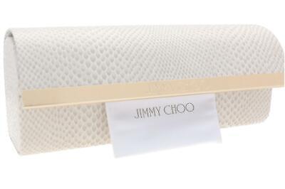 Jimmy Choo Sunglasses / Glasses / Spectacles Case + Lense Cloth