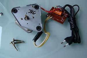 JVC - Original Motor - Komponente für Plattenspieler - <span itemprop='availableAtOrFrom'>eBay, Polska</span> - Käufer 14 Tage Zeit, den Kauf zu widerrufen. Käufer trägt die Rücksendekosten. - eBay, Polska